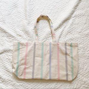 Sezane Bags - Sezane x Tensira Pastel Tote Bag
